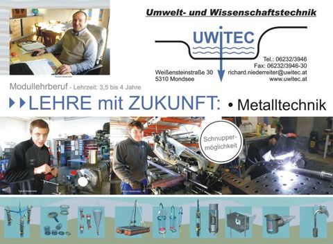 Umwelt- und Wissenschaftstechnik Uwitec
