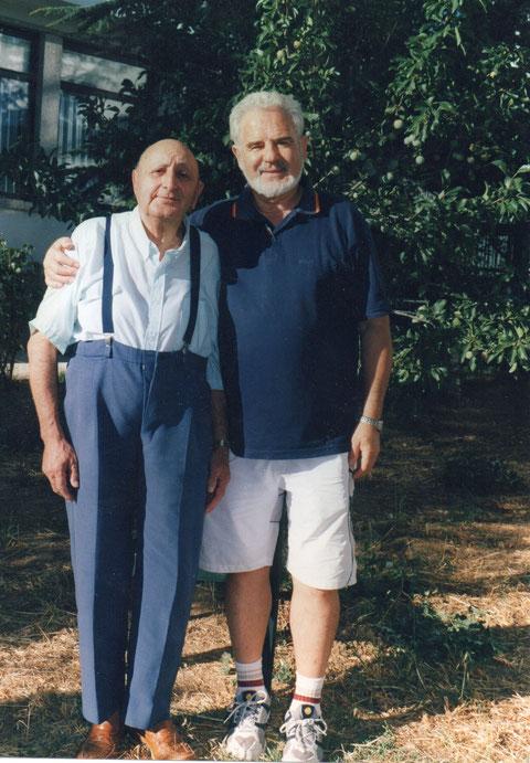 Manolo & Pedro. F. Merche.