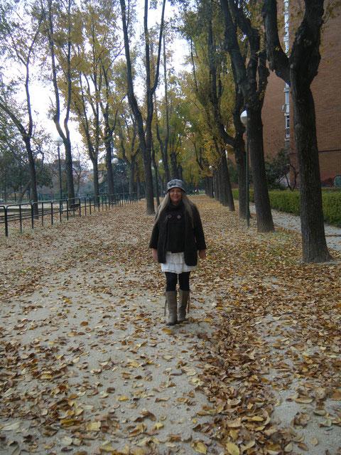 Ya llegó el otoño.