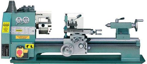 I6QON (c) FERVI lathe machine mod. 708