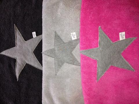 BYRH Beach Bag - Stern aus Sweatshirtstoff