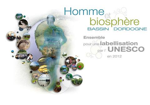 Homme et biosphère Bassin Dordogne
