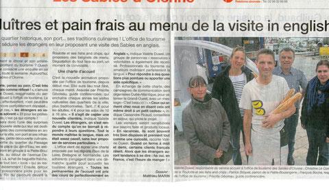 Ouest France 25 mai 2013