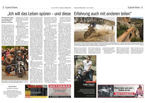 Neulich in der Tiroler Tageszeitung