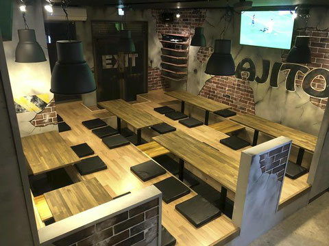 居酒屋AJITO(那珂川町 博多南駅徒歩5分)