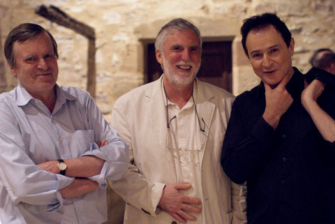 Philippe Hersant et Christian Lauba, Cordes-sur-Ciel 2011