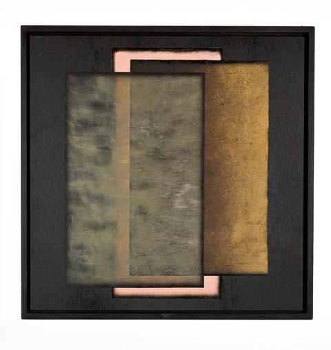perì physeos y12/15, tecnica mista su tavola lignea, anno 2012, cm 59 x 59