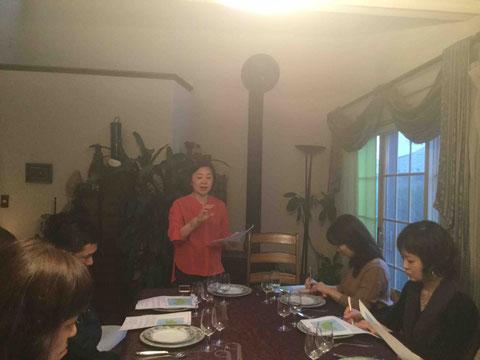 久惠さんの講義、わかりやすいのです!