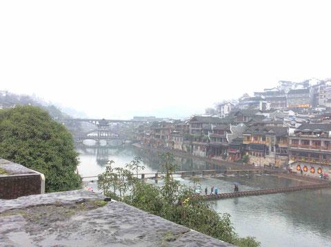 中国貴州の鳳凰は美しい。苗族の文化が感じられる街だ。