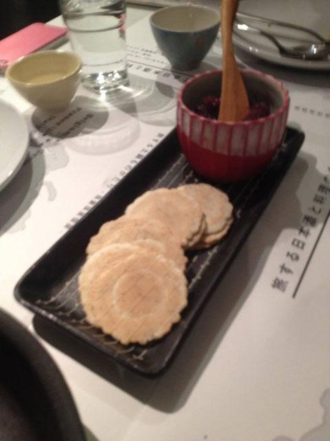 ベルギー人シェフに教えてもらった玉葱のコンフィチュールを間の手に。