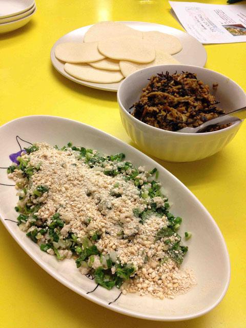 乾物を使って、和洋中はもとより、アジアンエスニックも、中近東や中南米料理まで作ります