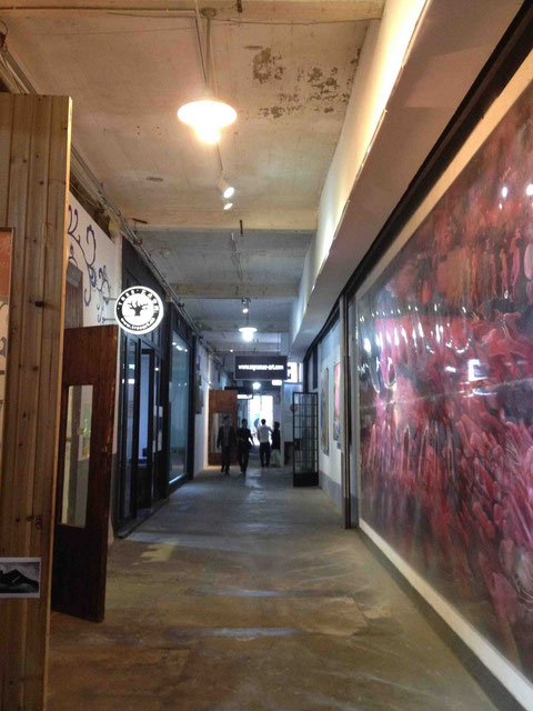 M50という現代アートの集積地