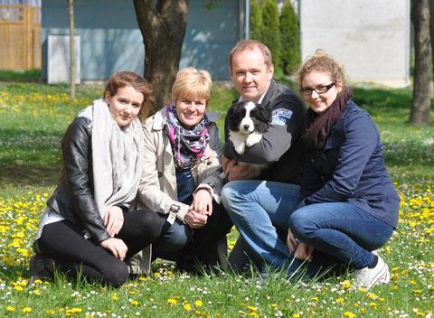 Dory und ihre neue Familie