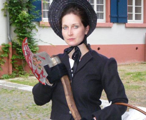 historische Stadtrallye , Zeitzeugen Darmstadt