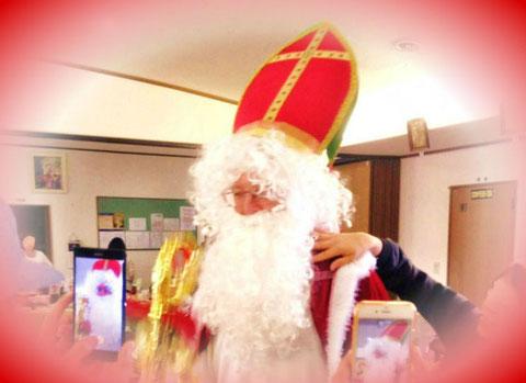 Saint Nicholas catholic chitose church mylet james christmas pasko