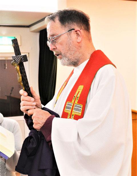 見よ、キリストの十字架 カトリック 千歳教会 catholic chitose