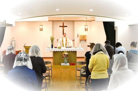 聖木曜日 カトリック千歳教会