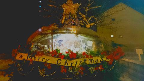 merry christmas hokkaido church chitose 北海道 千歳 教会