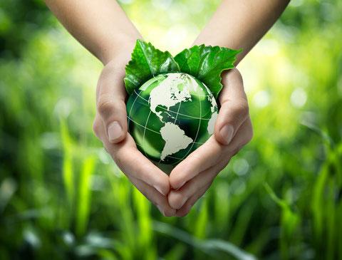 Umweltschutz für unsere Nachkommen