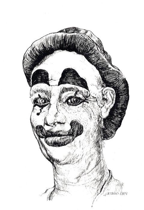 """""""Trotzdem, mein Leben ist auch nicht immer lustig!"""", von W. Vacano"""