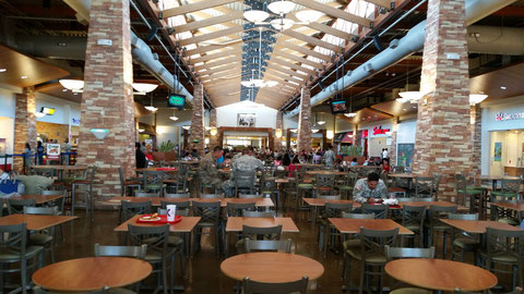 Jblm Px Food Court