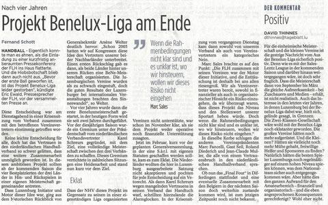 Tageblatt, Freitag 28.02.