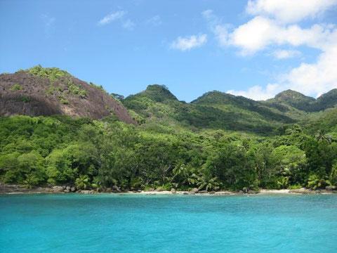 Seychellen: Silhouette Island