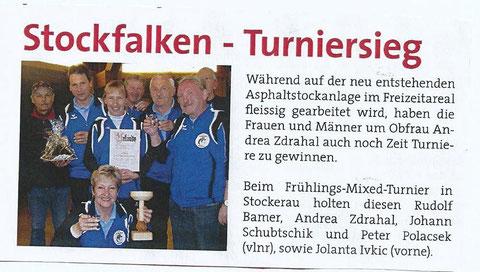 Gemeindeblatt April 2012