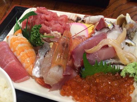 Kaisen don Gu no Omori Betsuzara (海鮮丼具の大盛別皿)