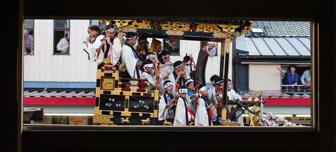 大津祭り 曳山
