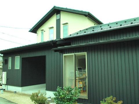 比良の家 建替え&リノベーション