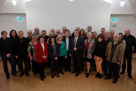 Kandidaten für die Wahl zum Stadtrat der Stadt Boppard am 25. Mai 2014