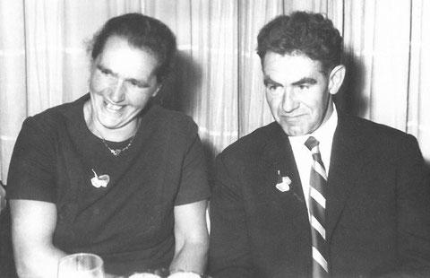 Juliana und Heinrich Graser