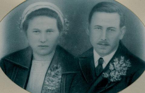 Barbara und Johann Graser 1903
