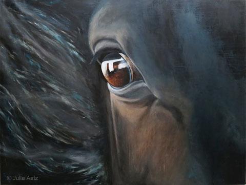 Pferd Gemälde Painting horse