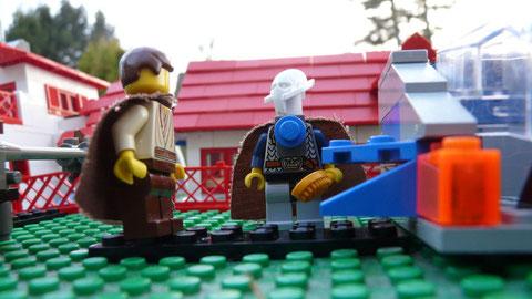 Obi-Wan va demander conseil au professeur Alnar...il s'est passé quelque chose  de grave...