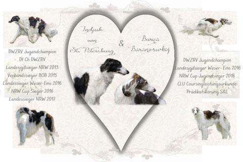Ein riesiges Dankeschön an Silke, die mir diese wundervolle Hochzeitsanzeige gestaltet hat!