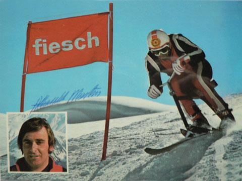 Autogrammkarte Martin Albrecht