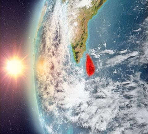 Sri Lanka Reisen