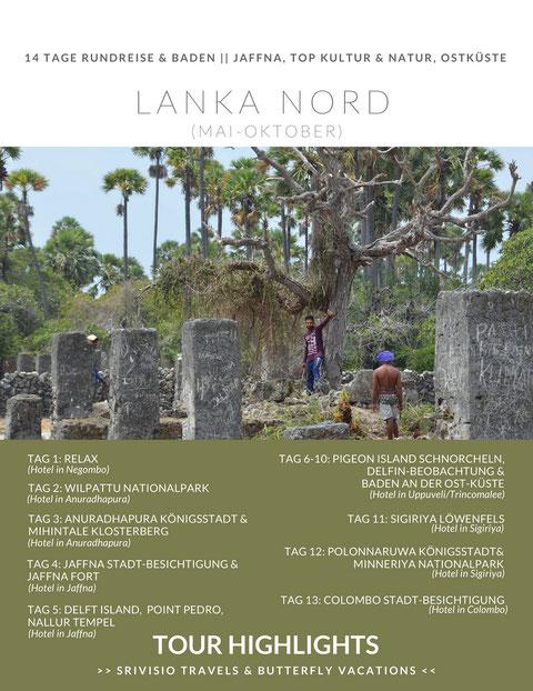 Sri Lanka Traum