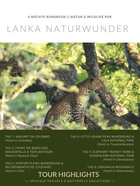 Sri Lanka Naturwunder