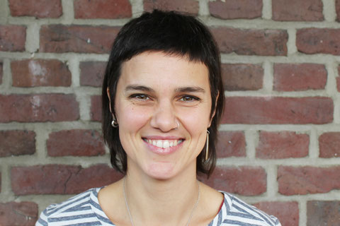 """Nadine Hoogland arbeitet an der Ludgerusschule eng – und in einem gemeinsamen Büro – mit der Beauftragten für """"Bildung und Teilhabe"""" zusammen"""