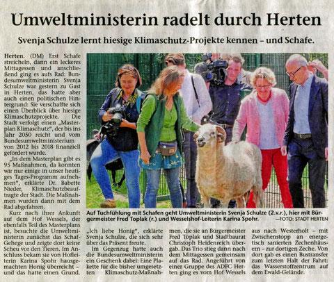 aus Hertener Allgemeine