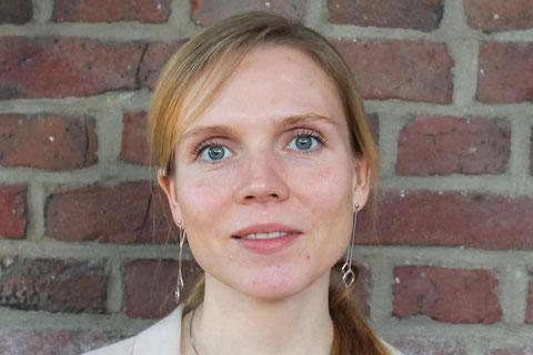 Hannah Bennemann ist seit September 2018 für die Koordniation des km2 an der Goethe-Schule in Disteln zuständig.