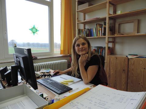 Frau Hoogland, km2-Bildung, Ludgerusschule