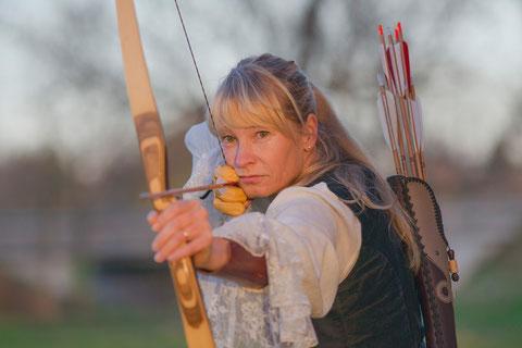 Bogensport-vor-Ort Mittelalter