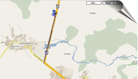 Carretera a Colotlán K.M. 5,   Zapopan Jalisco