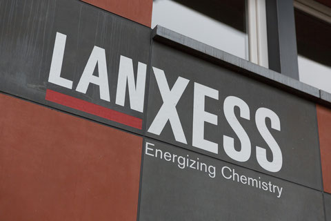LUCEM facade for LANXESS