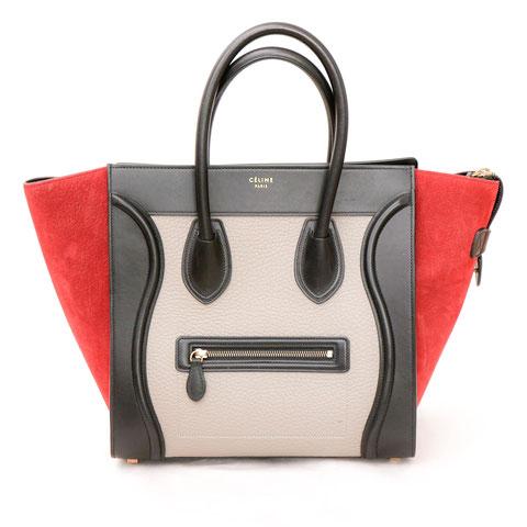 Céline Luggage Tote Bag Designer Tasche Second Hand schnäppchenladen-mg