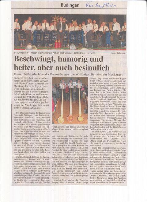 Kreis Anzeiger, 29.11.2010